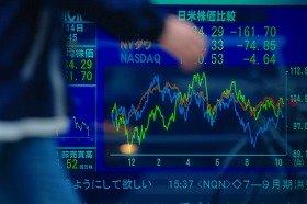 この局面で強い株はどれだ(写真はイメージ)