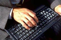 ネットバンキングでの詐欺が増えている(写真はイメージ)