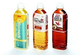 采用轻巧塑料瓶的新商品