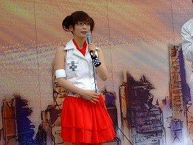 2世タレントの一人、「しょこたん」こと中川翔子さん