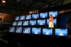 電機メーカーからは「住宅が売れなければ薄型テレビの販売に影響」という声も(写真はイメージ)