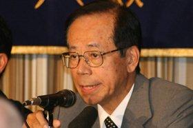 福田内閣の支持率が急降下している