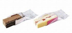 凍ったまま食べる新感覚デザート「ショコラ」「いちごミルク」。モスバーガー店舗にて販売
