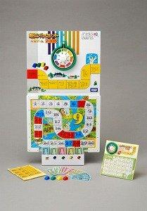 人生ゲームを組み込んだカレンダー「毎日エンジョイカレンダー人生ゲーム2008」