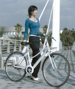 "Bridgestone公司新推出的""MARiPOSA""自行车"