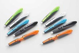三菱鉛筆が発売する筆記具「JUMPOP(ジャンポップ)」