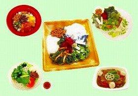 ローソンから「ネバネバ」食材のサラダなどが発売