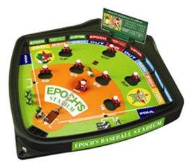 エポック社、企業名を入れることができる「オリジナル野球盤」