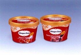 ハーゲンダッツ、やさしい甘さとほのかな苦みが溶け合った「ビターキャラメル」