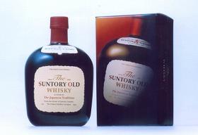 サントリー、化粧箱に入れたウイスキーを発売