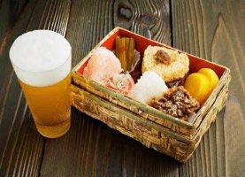 東京・羽田空港の「ANA FESTA」で販売する「ニッポンのうまい!弁当」