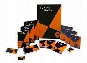 マルマンから「図案印刷シリーズスケッチブック 50th Anniversary」