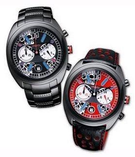 シチズンが発売する「髑髏」をモチーフとした腕時計