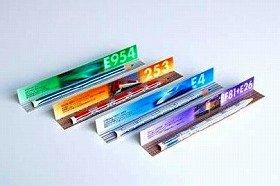 トンボ鉛筆から人気車両を印刷した「電車鉛筆」を発売