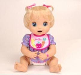 セガトイズからおしっこまでするお世話人形「パチクリメノちゃん」