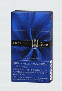 ゆったりした時間を過ごせるタバコ。「ピース・インフィニティ」、JTより全国で販売