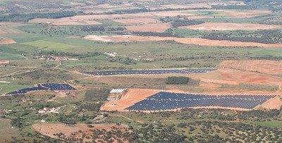 京セラが建設した太陽光発電施設「プランタ・ソーラー・デ・サラマンカ」
