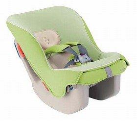 新生児から使用できるチャイルドシート「コッコロシリーズ」