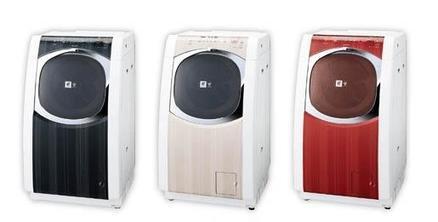 シャープから「除菌イオン温風」機能を搭載したドラム式洗濯乾燥機「ES-HG92G」