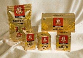 韓国人蔘公社の協力で健康食品5品を販売   日本製粉