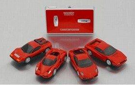 「REALDRIVE nano」シリーズ 1/58スケールのフェラーリ極小ラジコン4車種