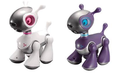 セガトイズから発売したペットロボット「MIO(ミオ)」