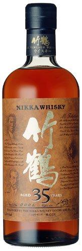 アサヒビールからウイスキー「竹鶴35年」