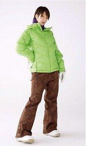 デサントから女性用スノーボードジャケット「DA7‐7234W」を発売