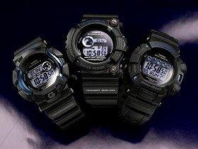 カシオから「G-SHOCK」発売25周年記念モデルの「Master Blue」