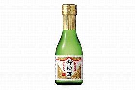 ハレの日を演出 『松竹梅「御神酒」<純金箔入>』 宝酒造