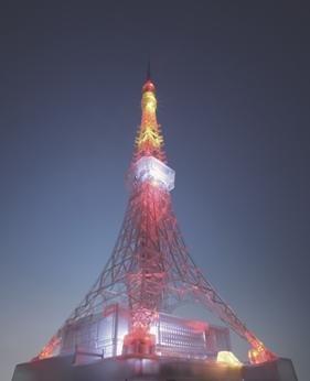セガトイズ「東京タワー クリスタルバージョン」