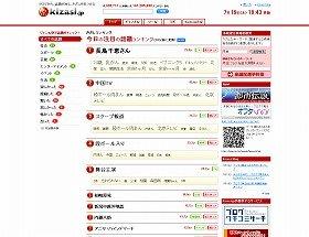 ヤフーは「kizasi.jp」を運営する「きざしカンパニー」に出資