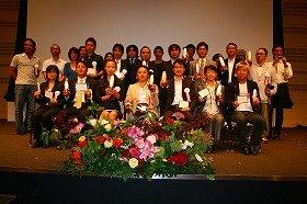 Webクリエーション・アウォード受賞者たち