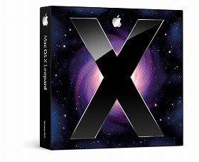 アップルの新OS「Leopard」が好調だ