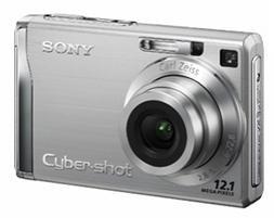 """世界首创搭载1,210万有效画素CCD的数码相机""""Cyber-shot DSC-W200"""""""