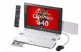 東芝が発売する「Qosmio G40/97D」