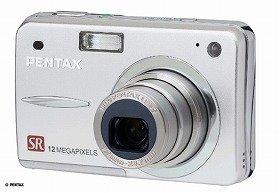 ペンタックスが発売するコンパクトデジカメ『オプティオ A40』