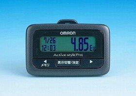 "OMRON健康管理推出""OMRON活动测量计Active style Pro HJA-350IT"""