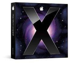 Mac OS 最新版「Leopard」 いよいよ出荷開始