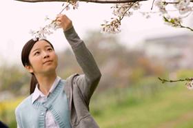 今年は実生活でも大学受験という主演の寺島咲さん<br />(C)受験のシンデレラパートナーズ