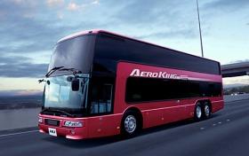 2階建てバス「エアロキング ハイウェイライナー」