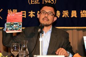 石丸さんは「北朝鮮にも、外部のトレンドが入り込んでいる」と話す