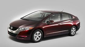09年大会ではホンダの燃料電池車「FCXクラリティ」が活躍する見通しだ