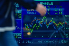 株安はどこまで進むのか(写真はイメージ)