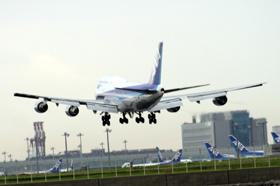 羽田空港は国際線を増やす方針
