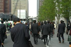 就職協定の復活はあるのか(写真はイメージ)