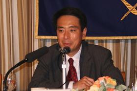 「退場勧告」が出た前原誠司副代表