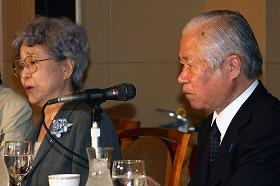 横田夫妻は改めて北朝鮮行きを否定した