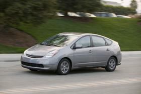 北米での生産体制を見直すトヨタ自動車の「プリウス」
