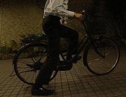 自転車の増加に伴い、盗難数も増加傾向に